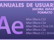 Manuales After Effects CS3, CS4, CS5, Español