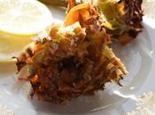 Carciofi alla giudea alcachofas enteras fritas estilo judeo-romano