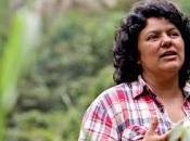 ¡Bárbaros! asesinada Berta Cáceres líder indígena Honduras
