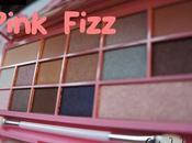 HEART MAKEUP, Pink Fizz, paleta sombras