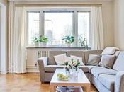 Estilo nórdico romántico apartamento luminoso