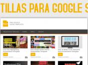 FGST: Colección Plantillas para Presentaciones Google Slides