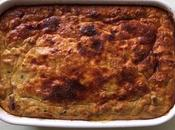 Budín atún, receta chilena