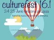 CultureFest 2016, confirmaciones