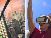 Samsung Flags llevan realidad virtual montañas rusas