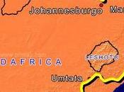 2015 SUDAFRICA, MOZAMBIQUE SUAZILANDIA (5ª)