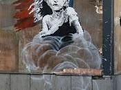 Banksy, invitación volar