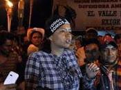 Hija Berta Cáceres responsabiliza empresa asesinato madre