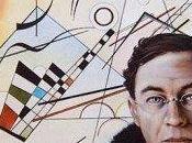Taller pintura óleo obra artista Wassily Kandinsky