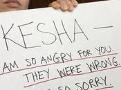 Fiona Apple campaña #FreeKesha