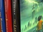 Reseña: Percy Jackson Olimpicos Rick Riordan