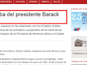 visita Cuba presidente Barack Obama video]
