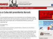 proceso hasta visita Obama implica 'reconocimiento legitimidad' régimen, dice 'Granma'