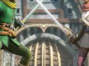 Nuevos detalles imágenes Dragon Quest Heroes