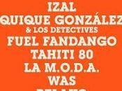Quique González Detectives Perro suman Ebrovisión 2016