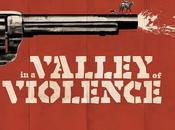 Póster western valley violence west