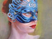 Serie chica máscara roja Series nº1: girl mask.