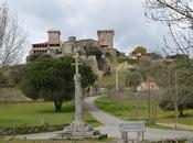 Cuaderno Viaje. Castillo Monterrei. Verín. Ourense.