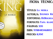 Reseña: niebla, Stephen King