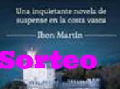"""Lista provisional participantes sorteo faro silencio"""" Ibon Martín"""