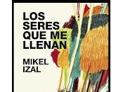 Mikel Izal prepara libro