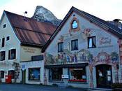 Garmisch Partenkirchen, lago Eibsee desfiladeros Partnachklamm Leutaschklamm (Alemania)