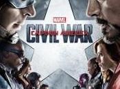 Bucky, Agente Bruja Escarlata nuevo material Capitán América: Civil