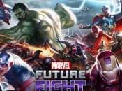 Orden Negra Thanos llega Marvel Future Fight