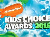 entregan Kids' Choice Awards
