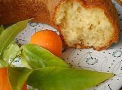 Receta bizcocho mandarina