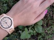 Probando Reloj Madera JORD WOOD WATCHES