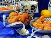 Semana santa 2016 (i): buñuelos viento crema easter sweet fritters with pastry cream