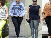 Skinny jeans para gorditas