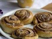 Rollos suecos canela cinnamon rolls