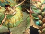 Tendencias coloración capilar: obras arte inspiración para cabellos clientas