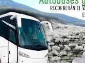 rutas gratuitas recorrerán primavera Valle Jerte