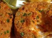 Hamburguesas quinoa paté tomates secos rellenas mozzarella