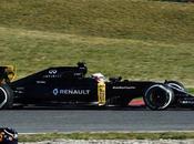 Latifi Renault como piloto pruebas