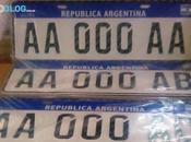 Nueva Patente Mercosur: comenzó distribución Argentina
