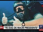 Respirar: dias Macri Presidente