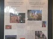 """""""LOS PASOS PASIÓN"""" EXPOSICIÓN SEMANA SANTA CENTRAL LIMA Lima Norte, UCSS"""