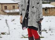 Vestido Magia nieve frío
