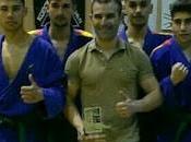 equipo lucha Escolápios arrasa Campeonato Andalucía Lucha Sambo Combat