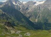días Austria. Carretera alpina Grossglockner Parque Nacional Hohe Tauern