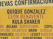 Sonorama Ribera 2016 añade nuevos nombres: Quique González, Kula Shaker, León Benavente muchos