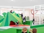 escuela infantil española diseño nórdico
