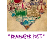 remember post: viajes
