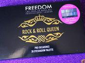 Paleta Rock Roll Queen Freedom