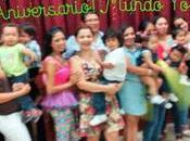 """Feliz octavo aniversario """"Mundo Soy"""""""