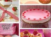 postres fresas, rosas otras cosas para mesa dulce inolvidable